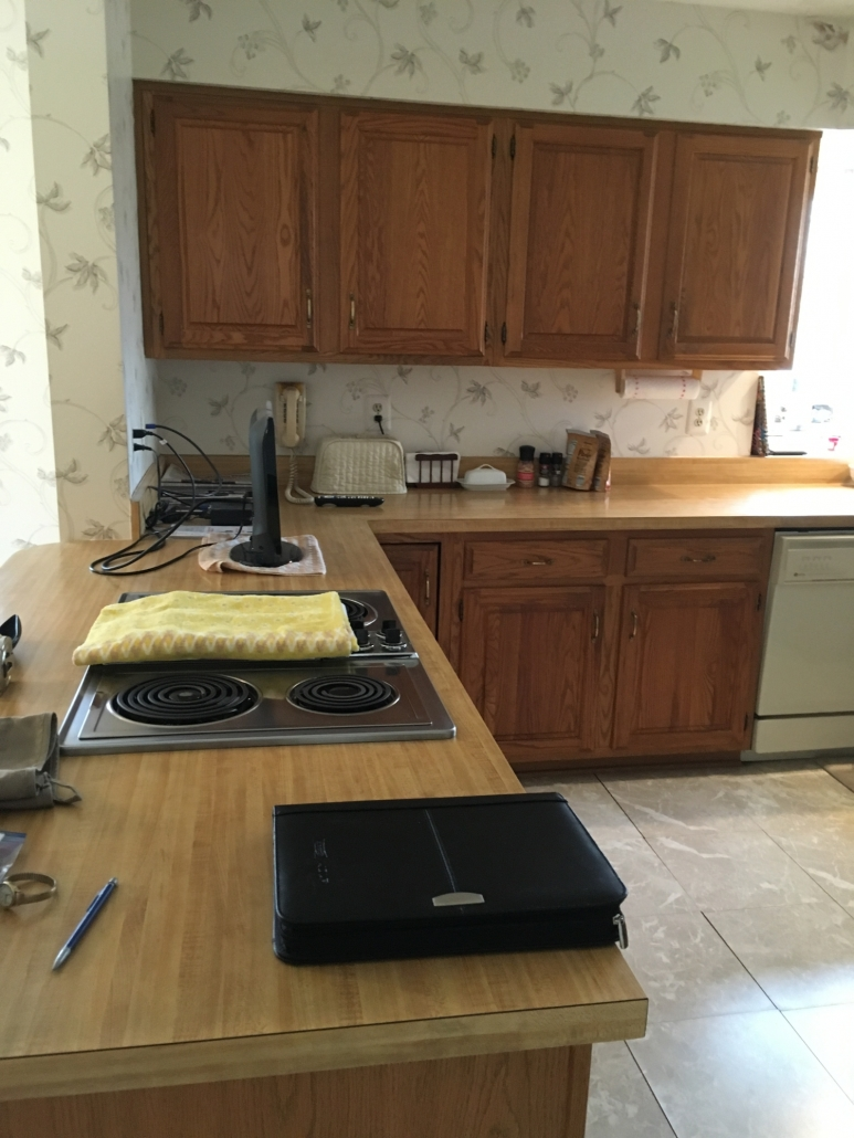 Woodbridge Kitchen Remodel With Waypoint Cabinets And