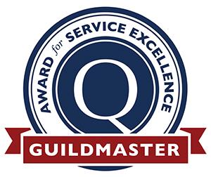 guild master service excellence award logo