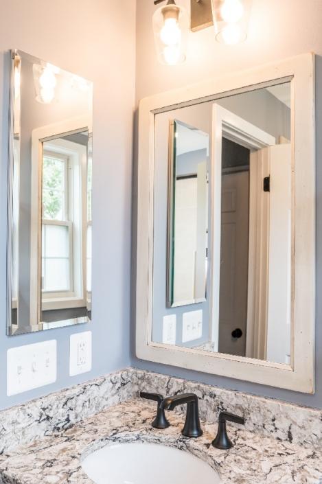 Foster Remodeling bath remodel in Arlington