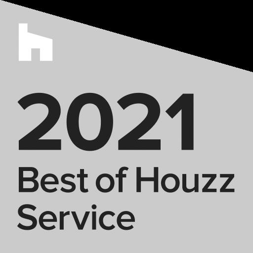 2021 best of houzz service award