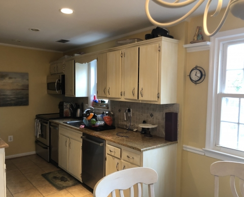 kitchen remodel before pics